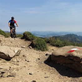 On the Trails of Ancient Ways: Bike Tours on the Via di Linari